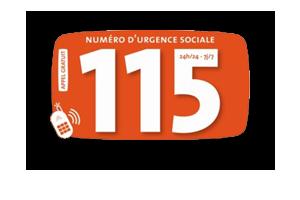115 urgence sociale charente
